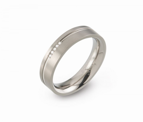 Boccia Titanium Ring 0149-0272 Größe 72
