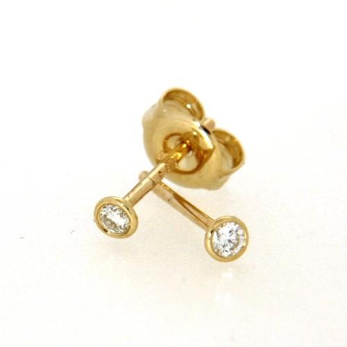 Ohrstecker Gold 585