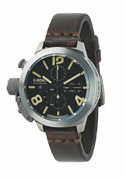 U-BOAT Armbanduhr Classico 45 Titanio Tungsteno CA/BK 8061