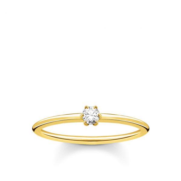 Thomas Sabo Ring TR2312-414-14-52