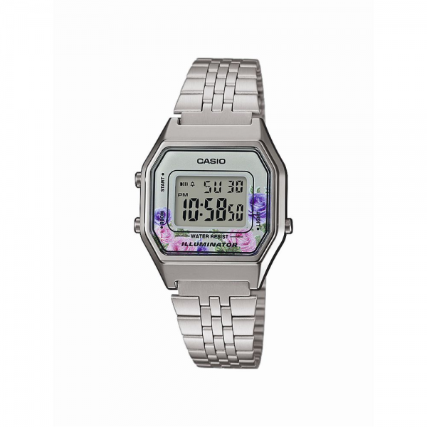 CASIO Armbanduhr CASIO Collection Retro LA680WEA-4CEF