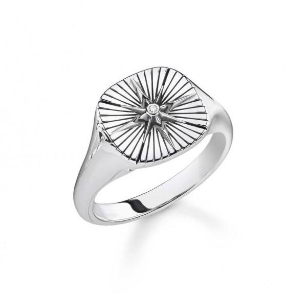 Thomas Sabo Ring Größe 56 TR2247-643-14-56