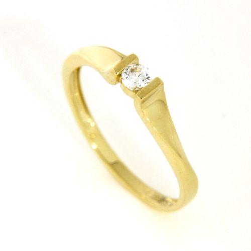 Ring Gold 333 Weite 53
