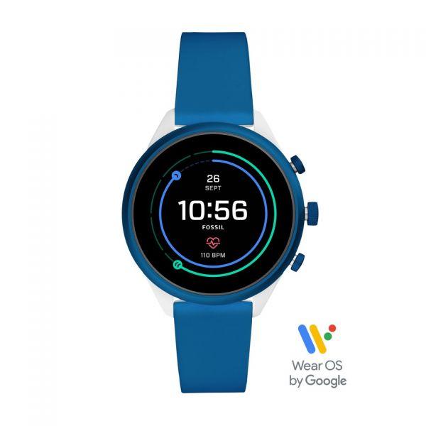 FOSSIL Smartwatch Armbanduhr FTW6051