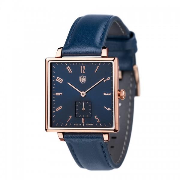 DUFA Armbanduhr Walter Quadrat DF-9025-02