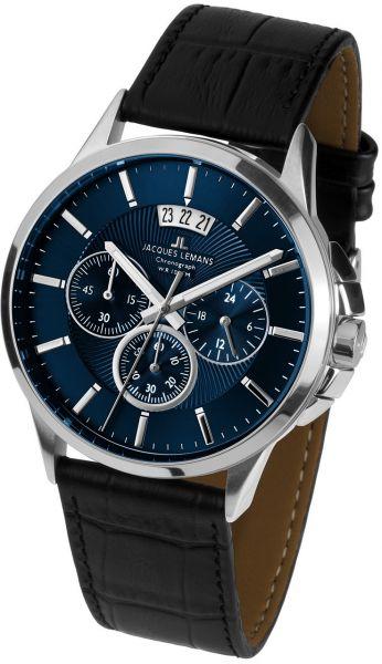 Jacques Lemans Herren-Armbanduhr Sydney 1-1542G