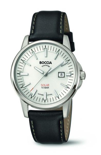 Boccia Titanium Armbanduhr 3643-01