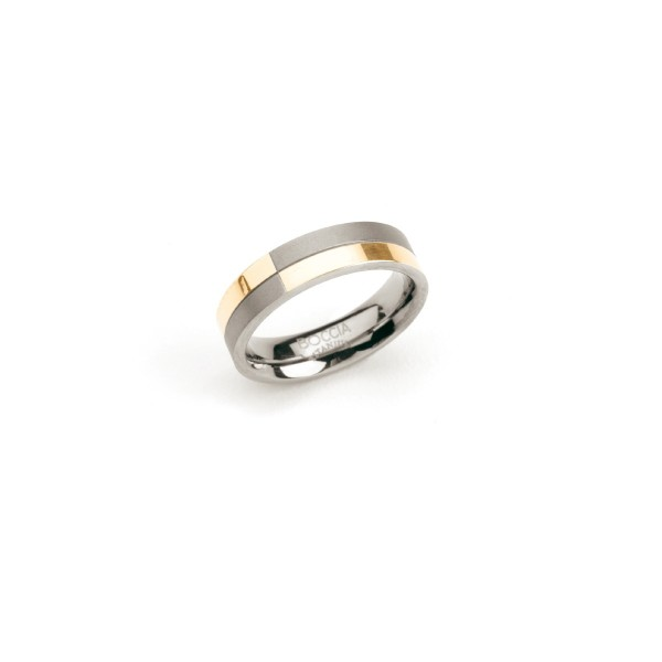 Boccia Titanium Ring 0101-1048 Größe 48