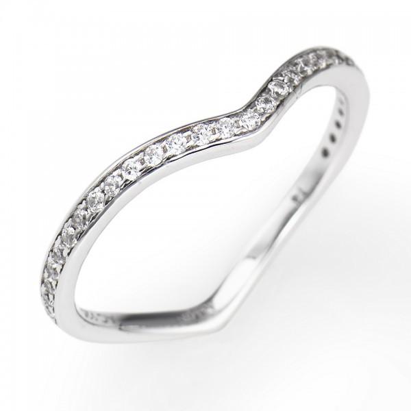 AMEN Ring Silber Gr. 58 ROZ-18