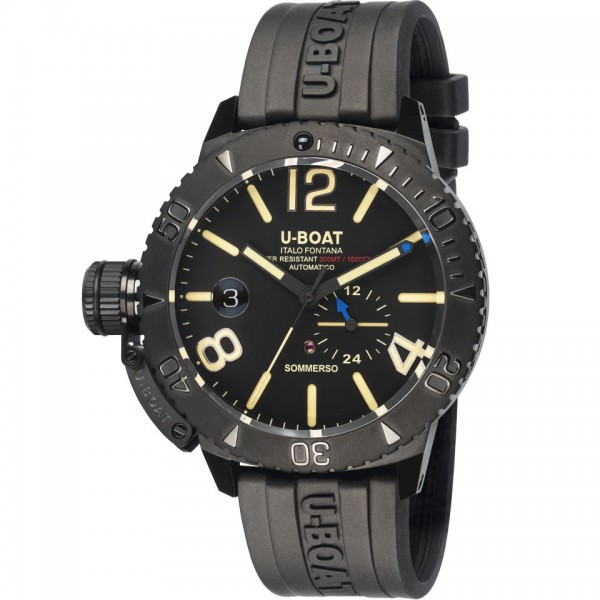 U-BOAT Armbanduhr Sommerso DLC 9015
