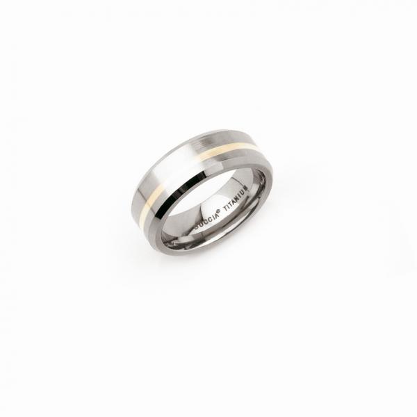 Boccia Titanium Ring 0114-0158 Größe 58