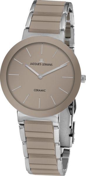Jacques Lemans Damen-Armbanduhr Monaco 42-7S