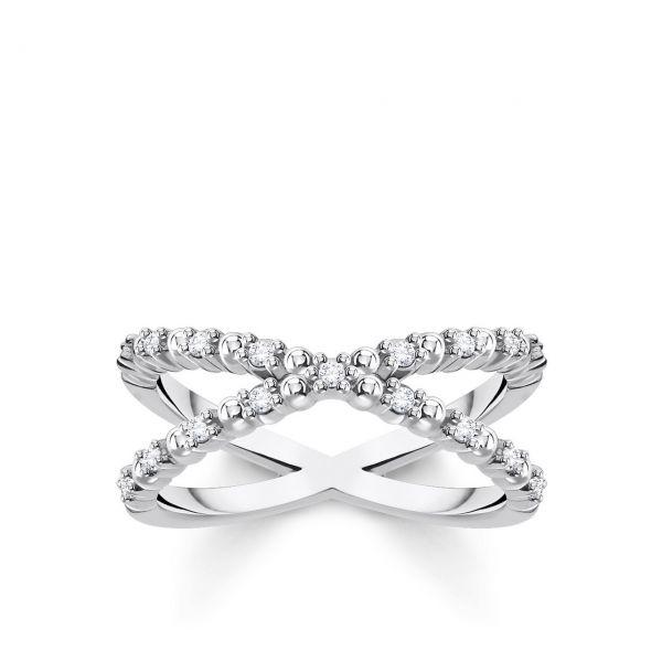 Thomas Sabo Ring TR2318-051-14-60