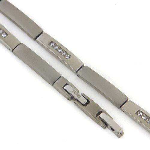 Armband Titan 19 cm + 2 cm