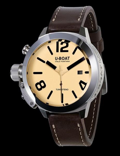 U-BOAT Armbanduhr Classico 50 Tungsteno as 2 8091