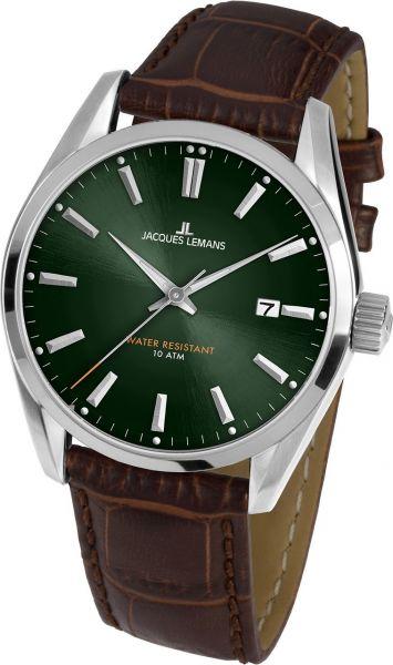 Jacques Lemans Herren-Armbanduhr Derby 1-1859D