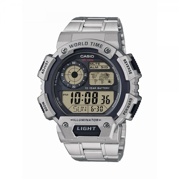 CASIO Armbanduhr CASIO Collection Men AE-1400WHD-1AVEF