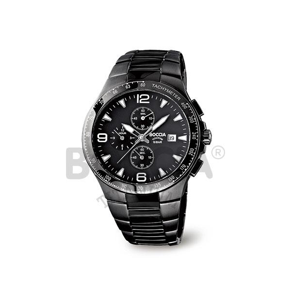 Boccia Titanium Armbanduhr 3773-03