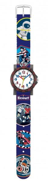 SCOUT Armbanduhr blau The IT-Collection 280375018