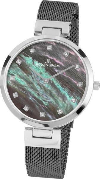 Jacques Lemans Damen-Armbanduhr Milano 1-2001K