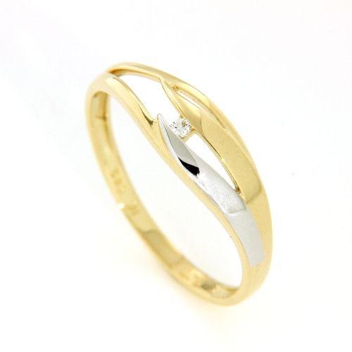 Ring Gold 585 Weite 54