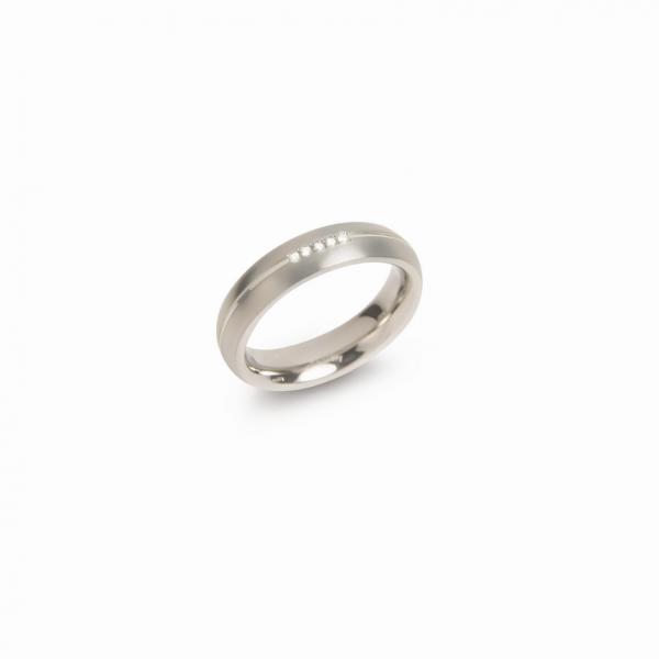 Boccia Titanium Ring 0130-0370 Größe 70