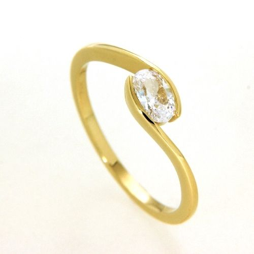 Ring Gold 333 Weite 57