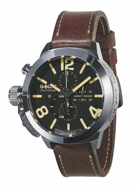 U-BOAT Armbanduhr Classico Tungsteno cas 1 Movelock 8077