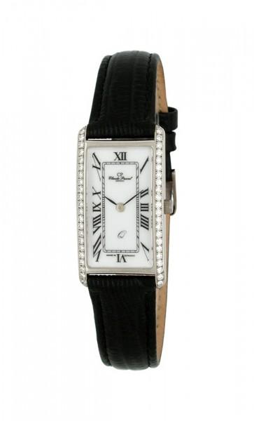 Claude Pascal Armbanduhr Damen Weißgold 585 W194284 ER