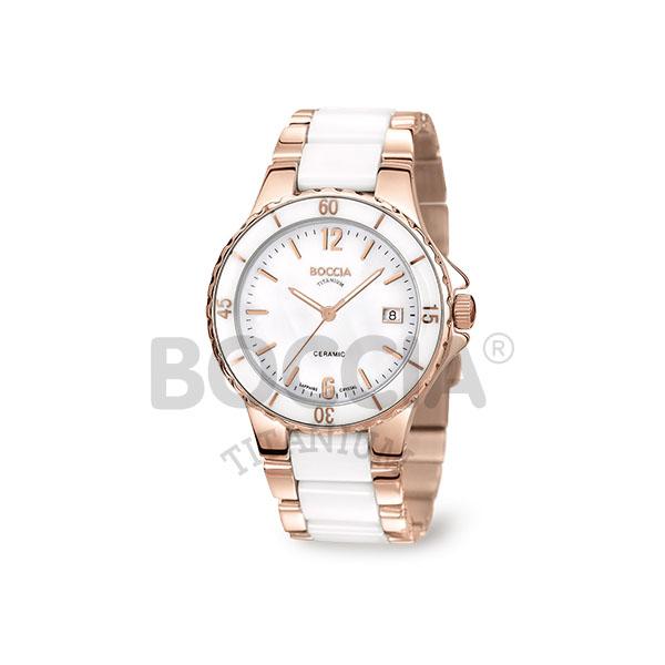 Boccia Titanium Armbanduhr 3215-03