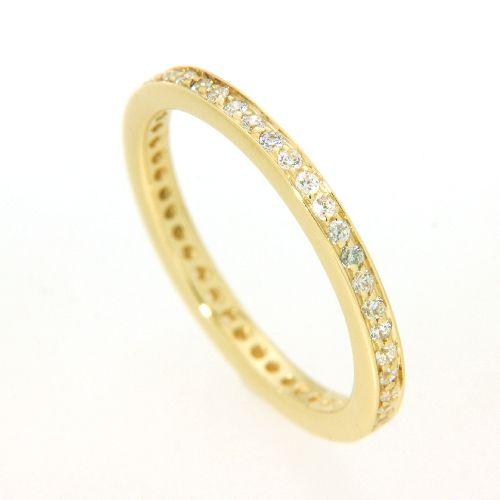 Ring Gold 333 Memoirering Weite 57