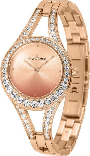 Jacques Lemans Damen-Armbanduhr Paris 1-2072D