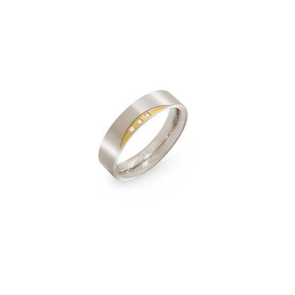 Boccia Titanium Ring 0138-0448 Größe 48