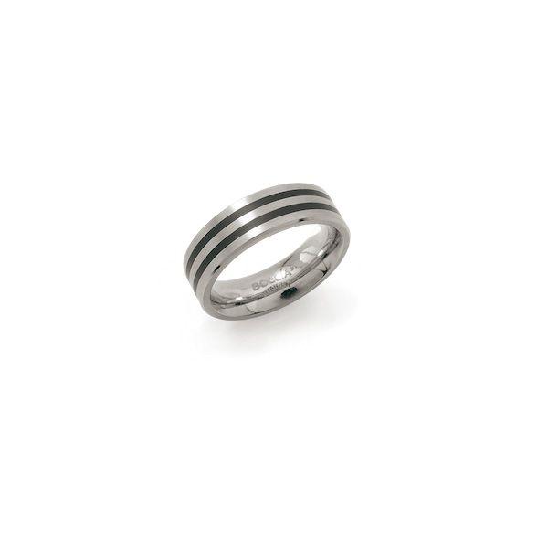 Boccia Titanium Ring 0101-1754 Größe 54
