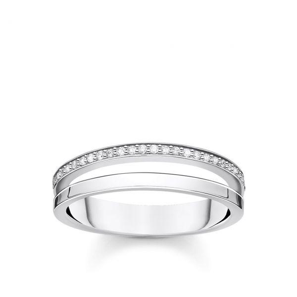 Thomas Sabo Ring TR2316-051-14-60