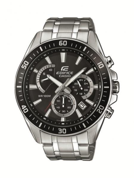 CASIO Armbanduhr EDIFICE Classic EFR-552D-1AVUEF