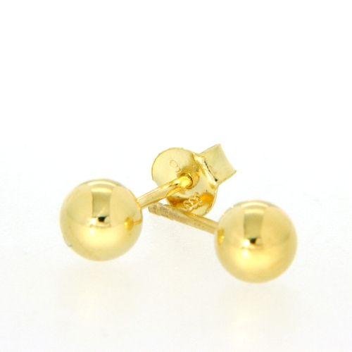 Ohrstecker Gold 333 5mm