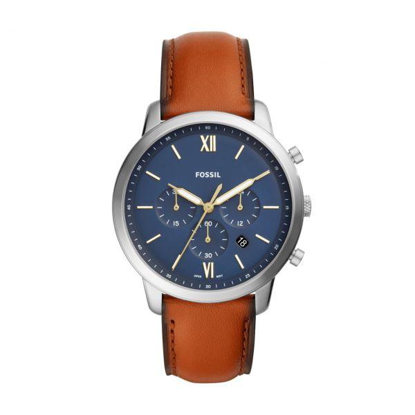 Fossil Armbanduhr NEUTRA CHRONO FS5453