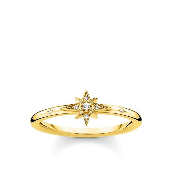 Thomas Sabo Ring TR2317-414-14-54