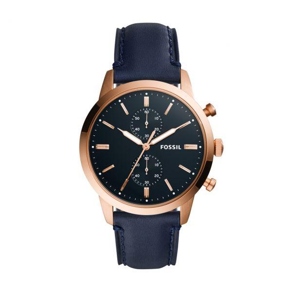 Fossil Armbanduhr 44MM TOWNSMAN FS5436