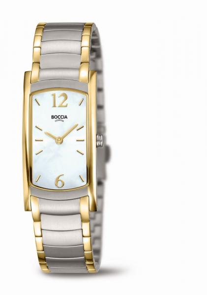 Boccia Titanium Armbanduhr 3293-02