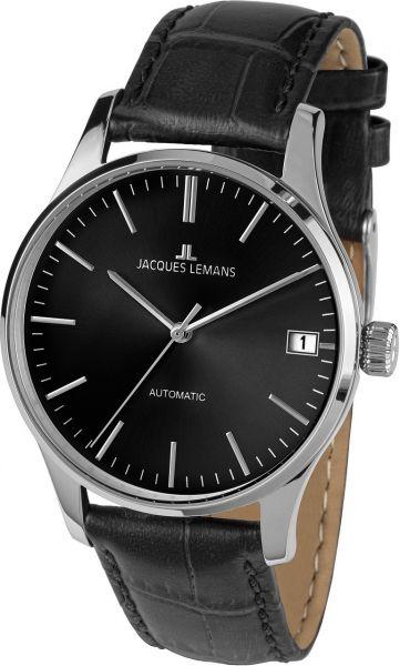 Jacques Lemans Damen-Armbanduhr London Automatic 1-2074A