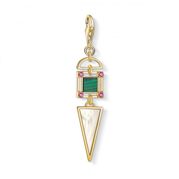 Thomas Sabo Charm-Anhänger Ethno gold Y0048-967-7