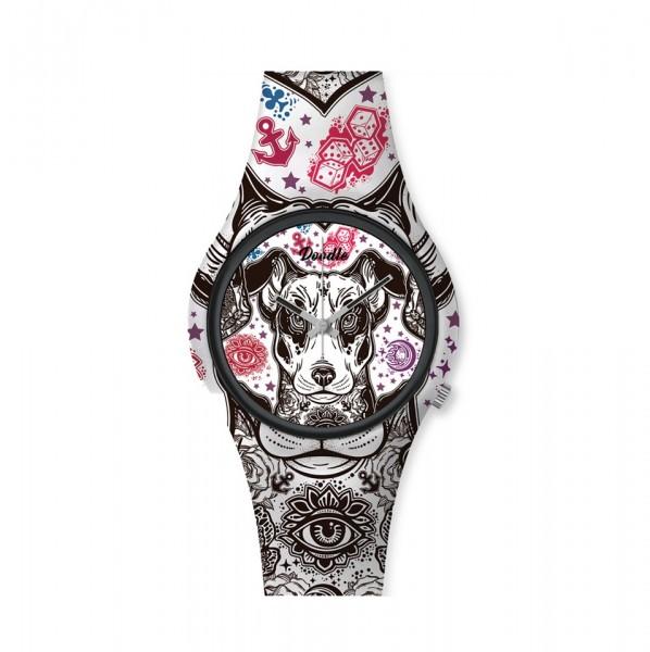 Doodle Street Figher Mood Armbanduhr DO42005