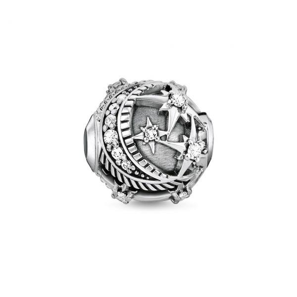 Thomas Sabo Karma Bead Royalty Stern silber K0310-643-14