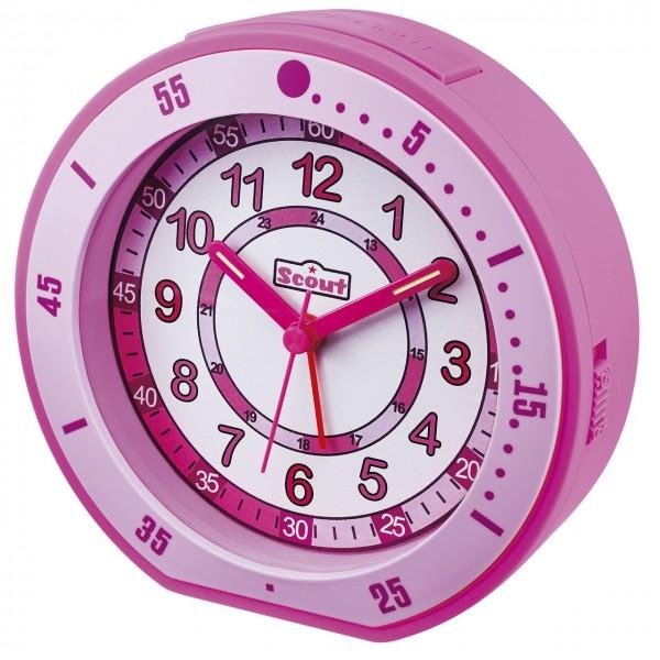 SCOUT Wecker pink Minute 280001001