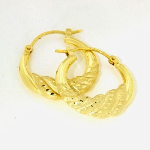 Creolen Gold 333