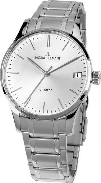 Jacques Lemans Damen-Armbanduhr London Automatic 1-2074