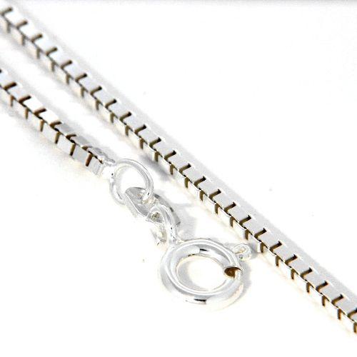 Venezianerkette (V15) Silber 925 80 cm