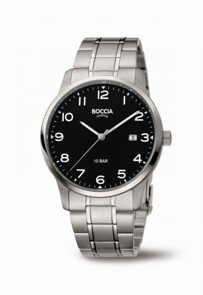 Boccia Titanium Armbanduhr 3596-01